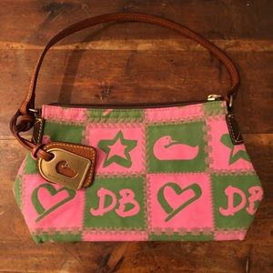 Dooney & Bourke mini bag rare